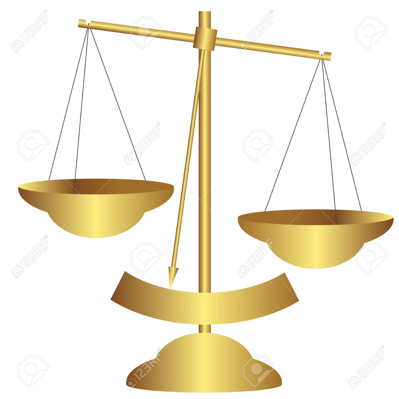 golden balance scale vector royalty free cliparts vectors and rh 123rf com  legal balance scale clipart