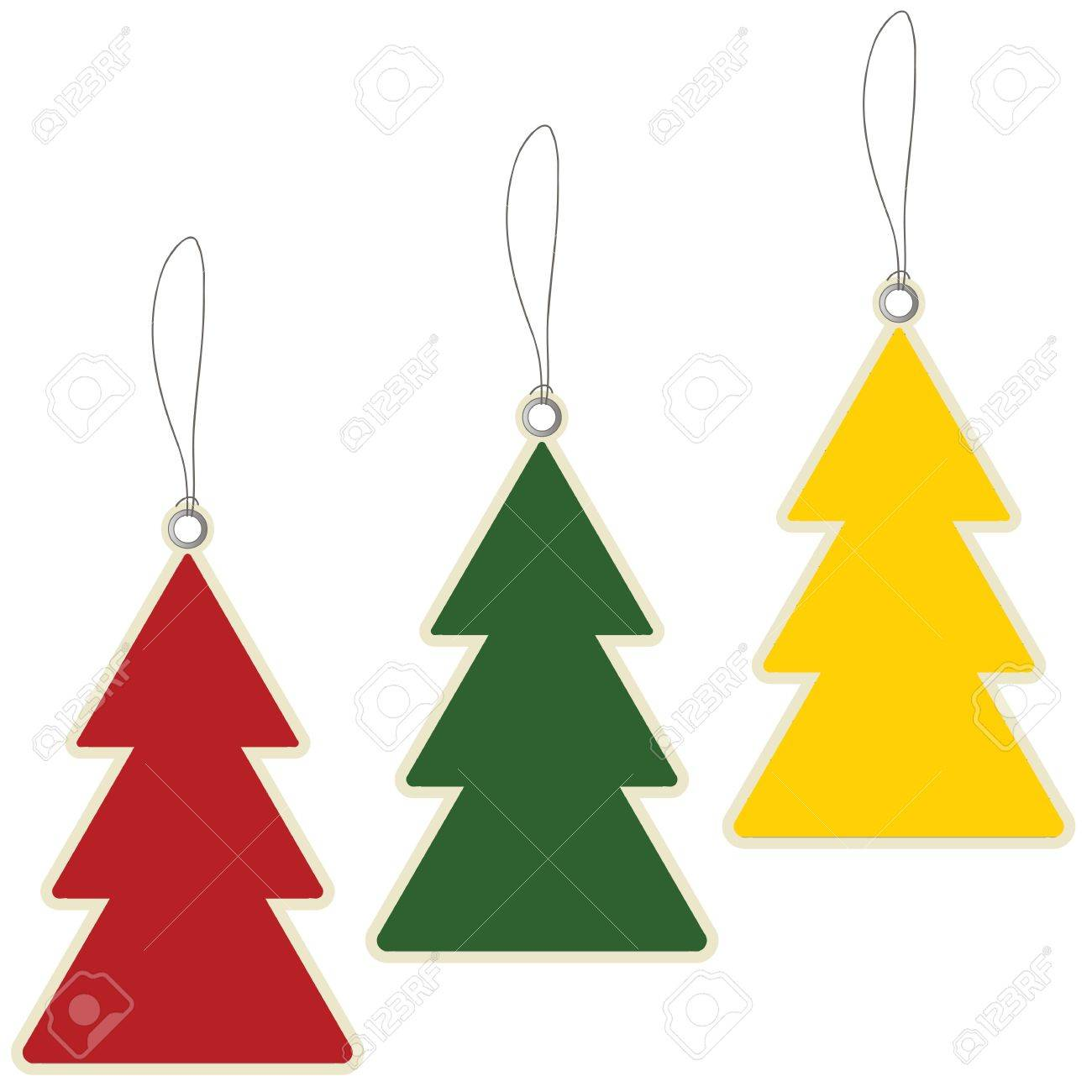christmas tree price tag royalty free cliparts vectors and stock