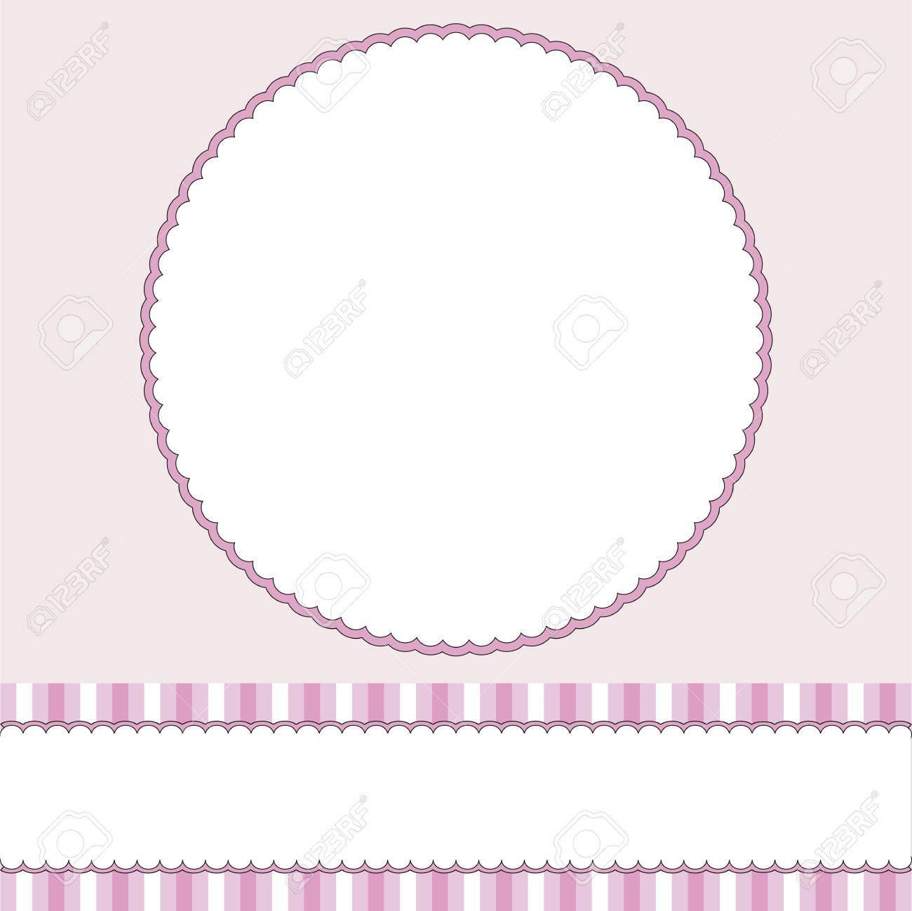 Babies photo frame Stock Vector - 15164472