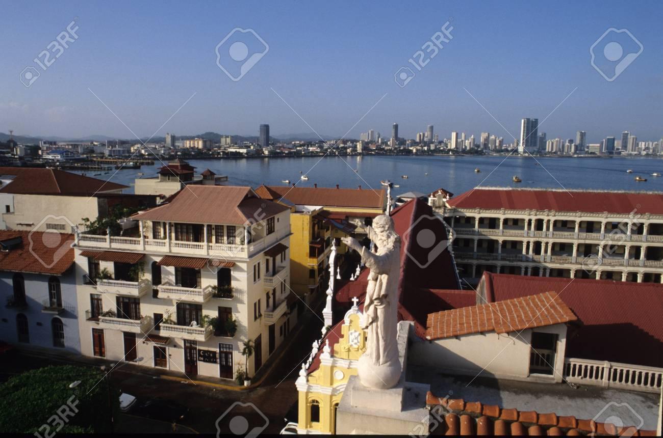 Città di Panama Archivio Fotografico - 11394218 bdeaee357ed9
