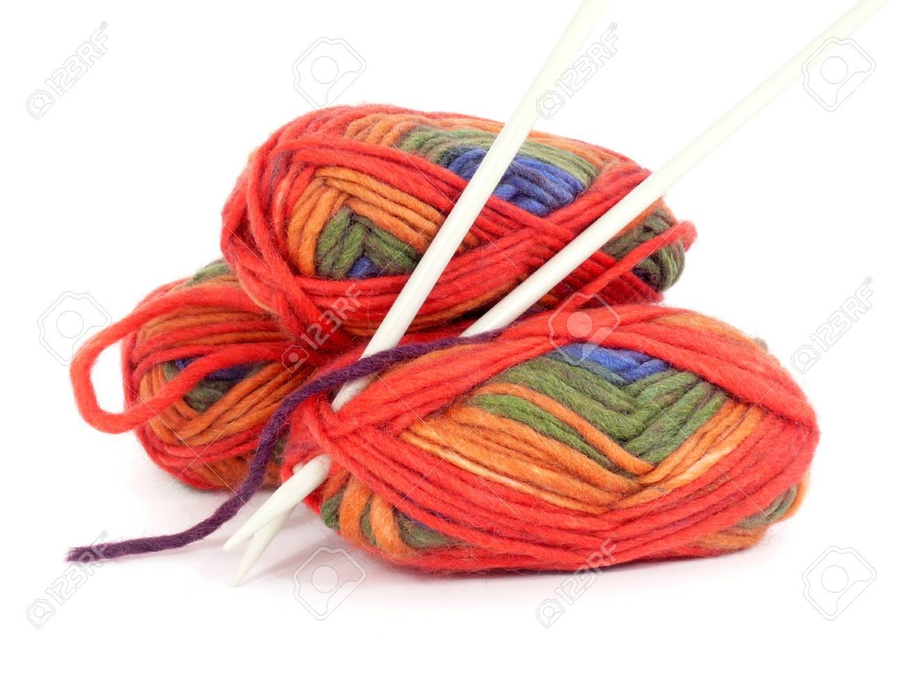 balls of wool Stock Photo - 8761989