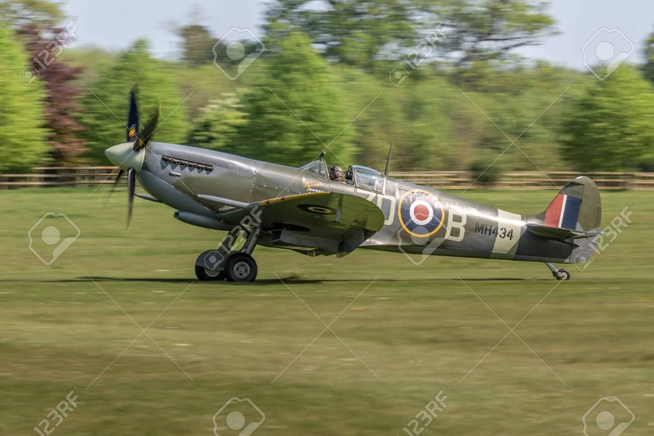 vintage britische luftfahrt