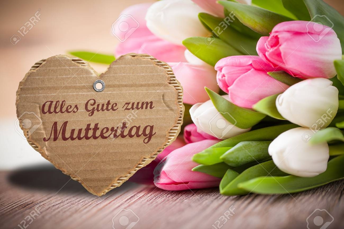 tulips with message saying - 39556142