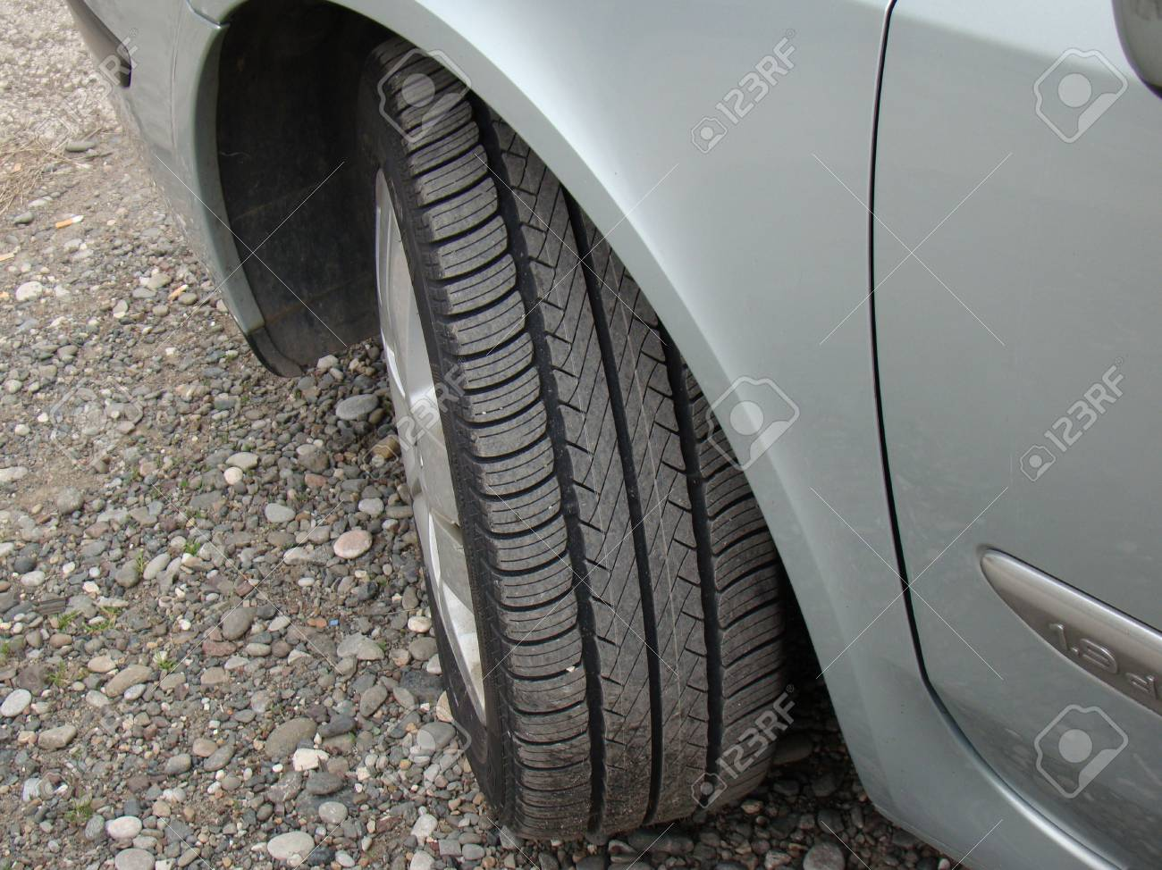 auto tire Stock Photo - 4713159