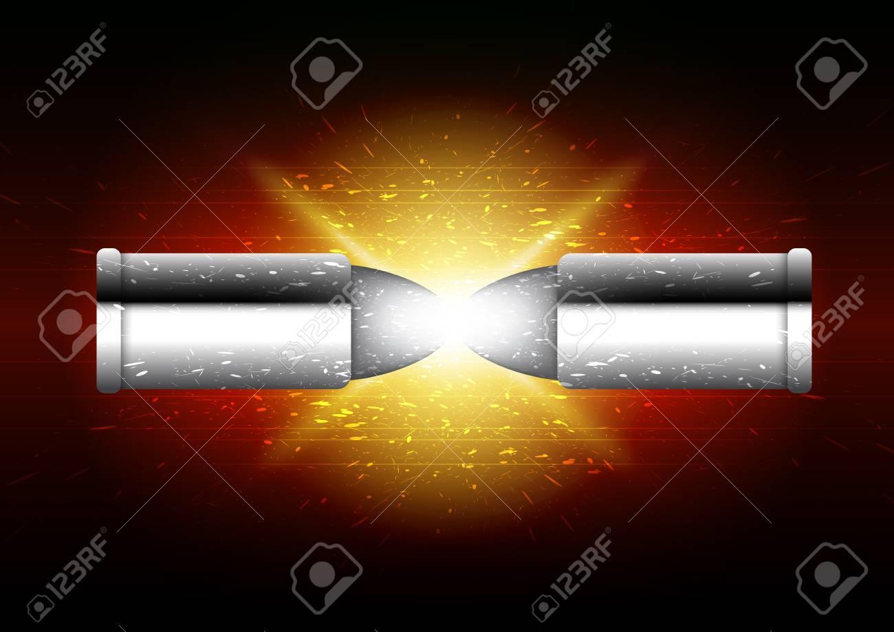 bullet battle Stock Vector - 16600618