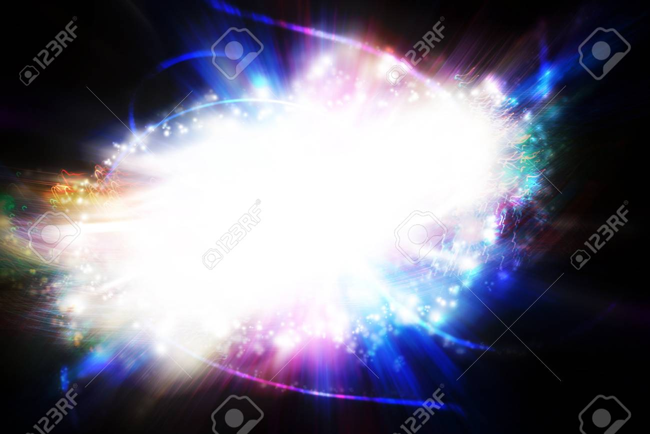 star burst illustration Stock Illustration - 17094241