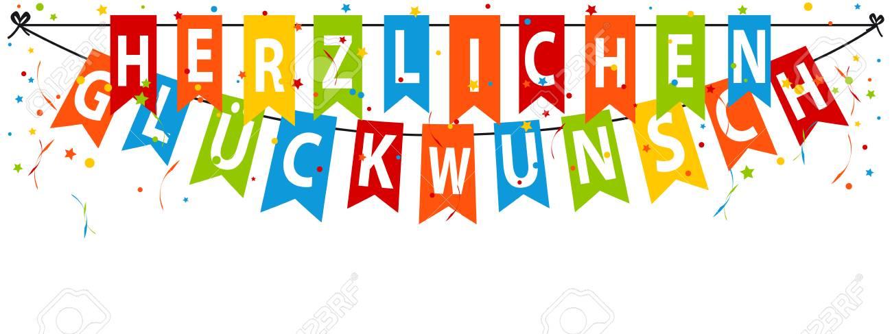 Clipart gratulation herzlichen gluckwunsch