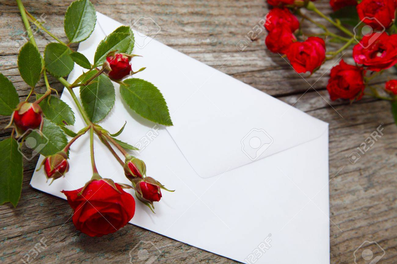 Rose greetings love letter stock photo picture and royalty free rose greetings love letter stock photo 22006200 m4hsunfo Images