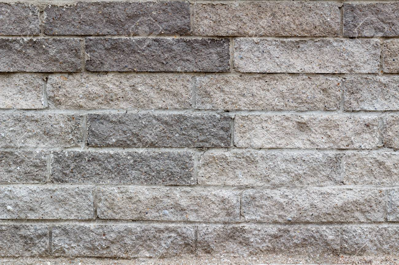 Gray Stone Bricks Wall Texture. Abstract Stone Brick Background Stock  Photo, Picture And Royalty Free Image. Image 82274610.