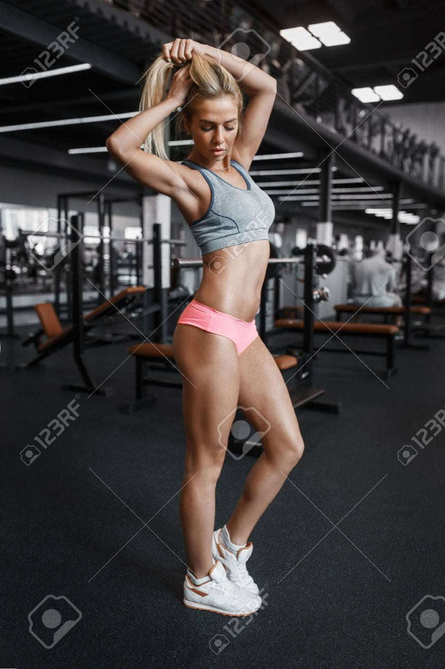 gym body girl