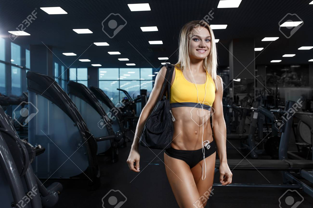 Sexy sport girl