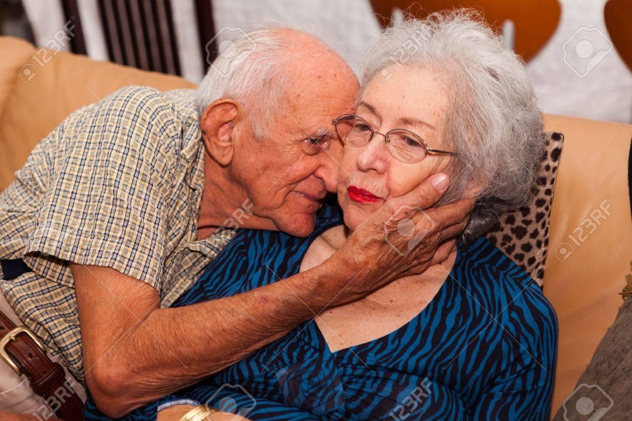 Fabulous Senior Citizen Couple Images Amp Stock Pictures Royalty Free Senior Hairstyles For Women Draintrainus