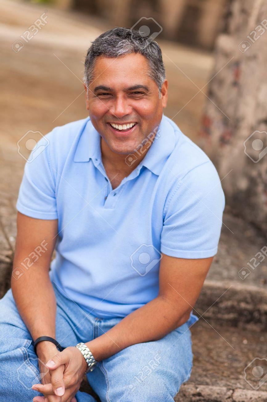 BONITA: Middle aged hispanic man