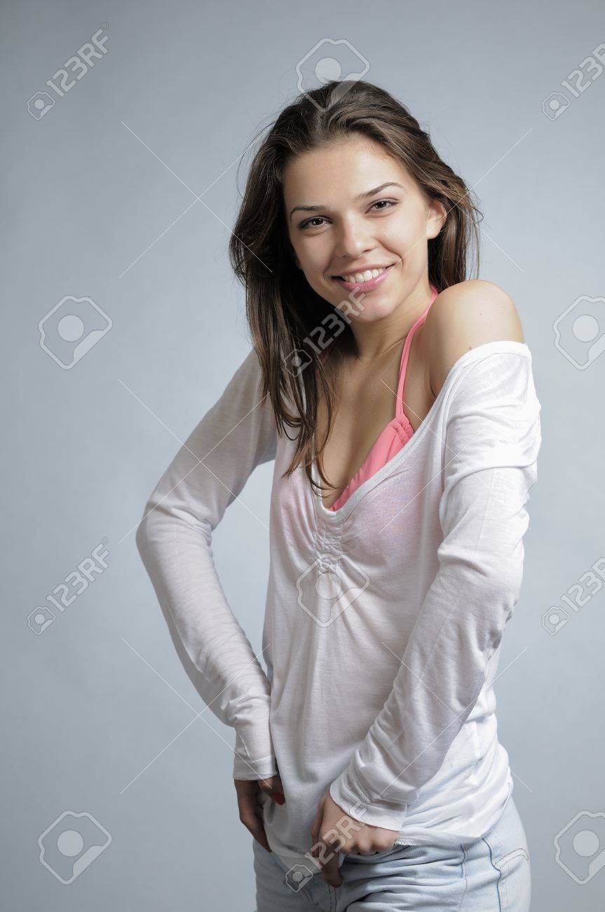 sexy young woman posing Stock Photo - 10115310