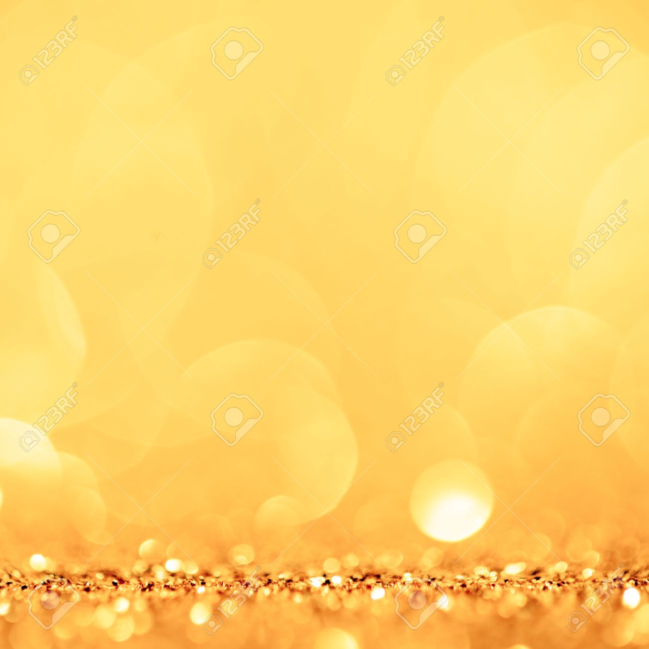 golden and yellow circle background Stock Photo - 41244704