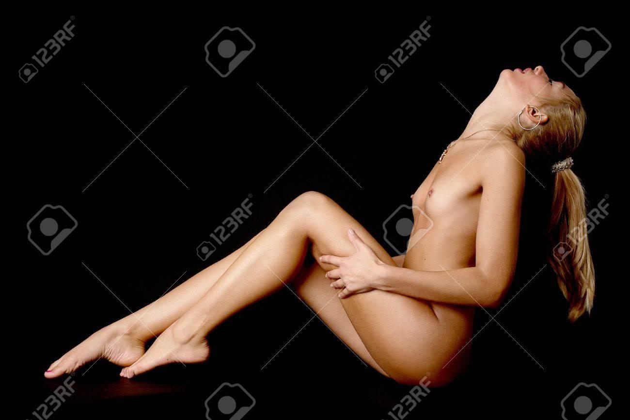 Nude babe Stock Photo - 14095697