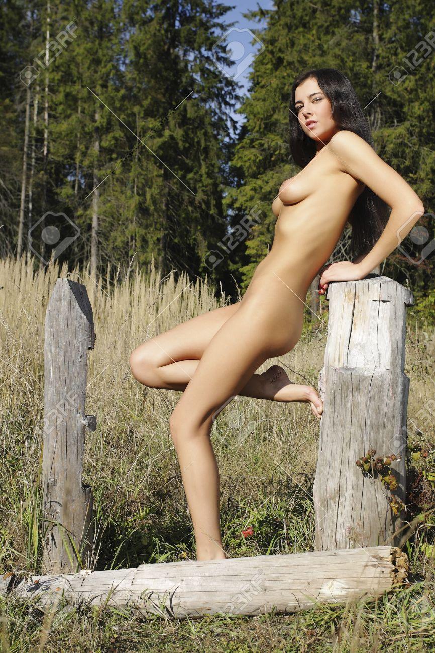 natur mädchen nackt