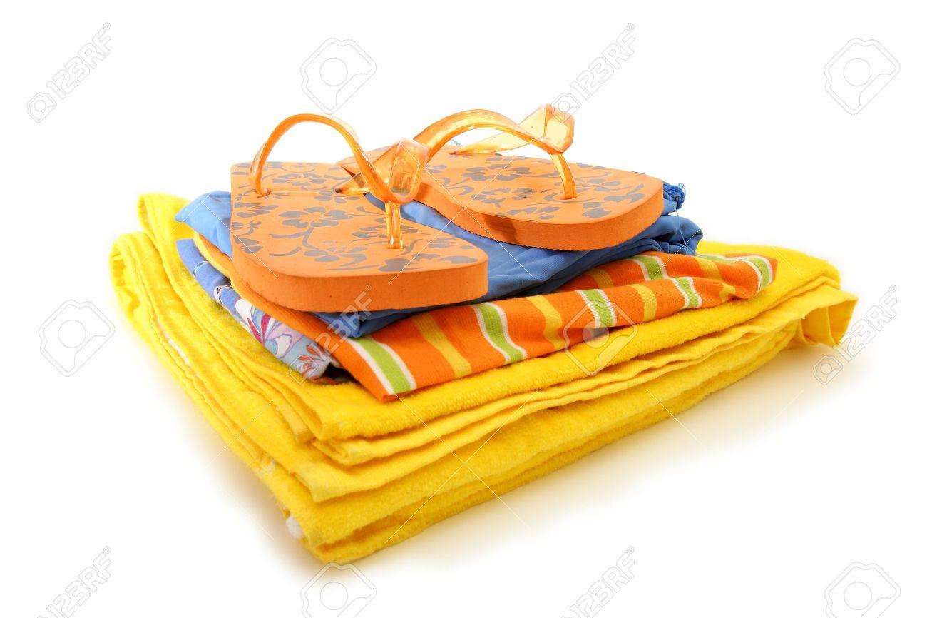 summer beach clothes Stock Photo - 326668