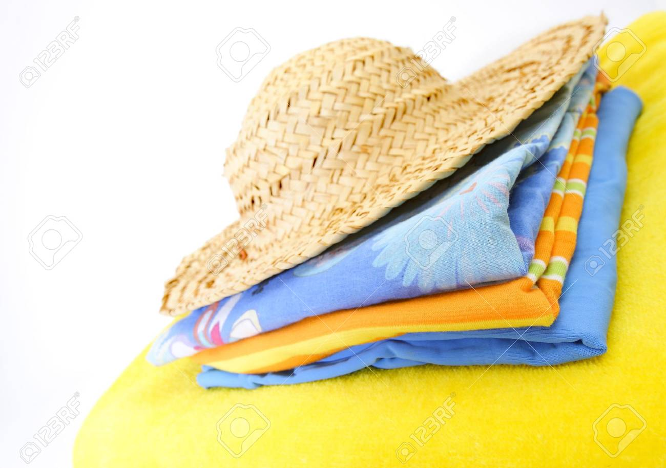 summer beach clothes Stock Photo - 326671