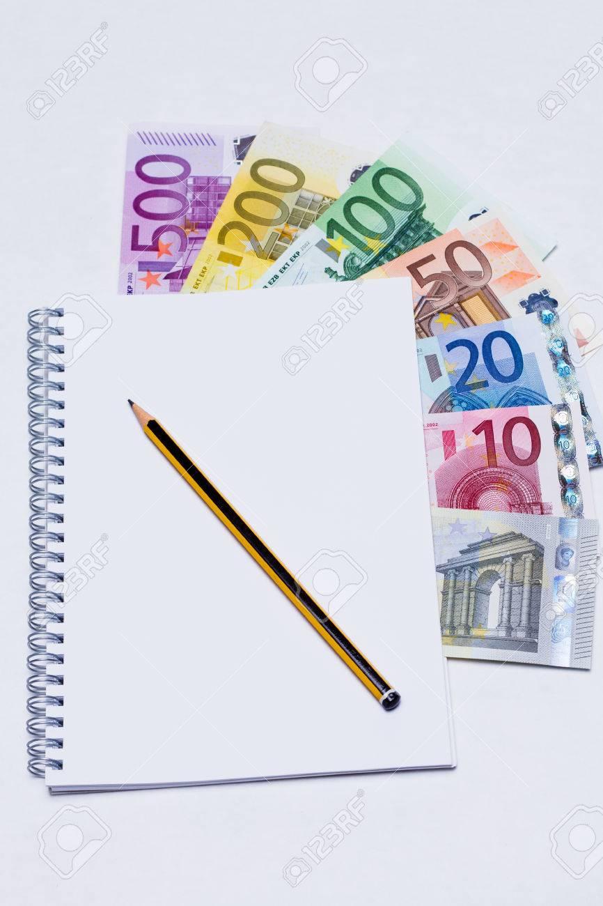 budgetary accounting Stock Photo - 23191990