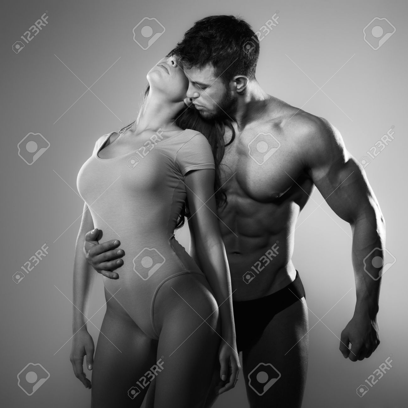 Чувственные фото мужчина и женщина 11 фотография
