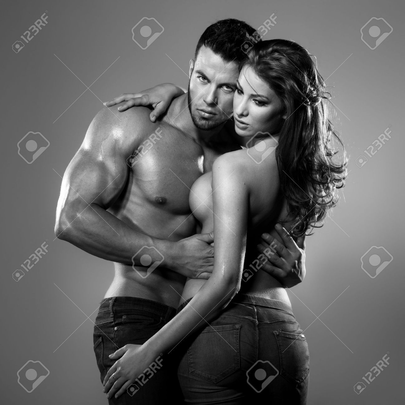 Чувственные фото мужчина и женщина 13 фотография