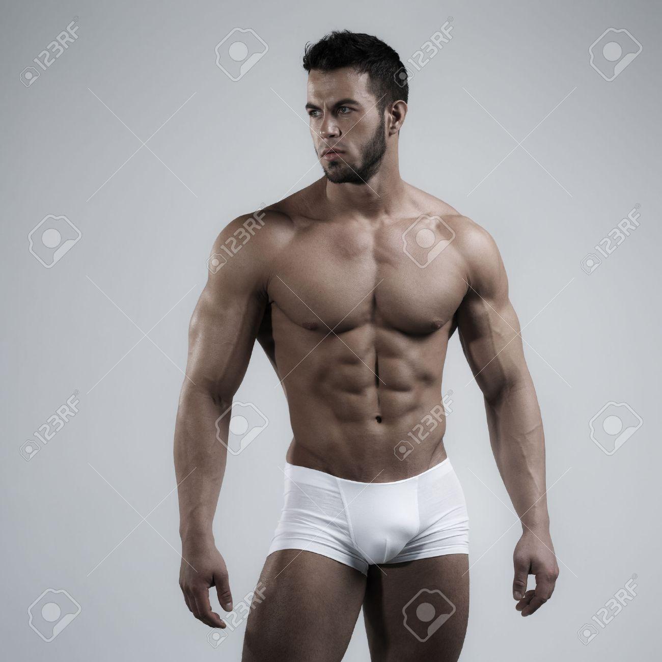 Po mann sexy Großer Po