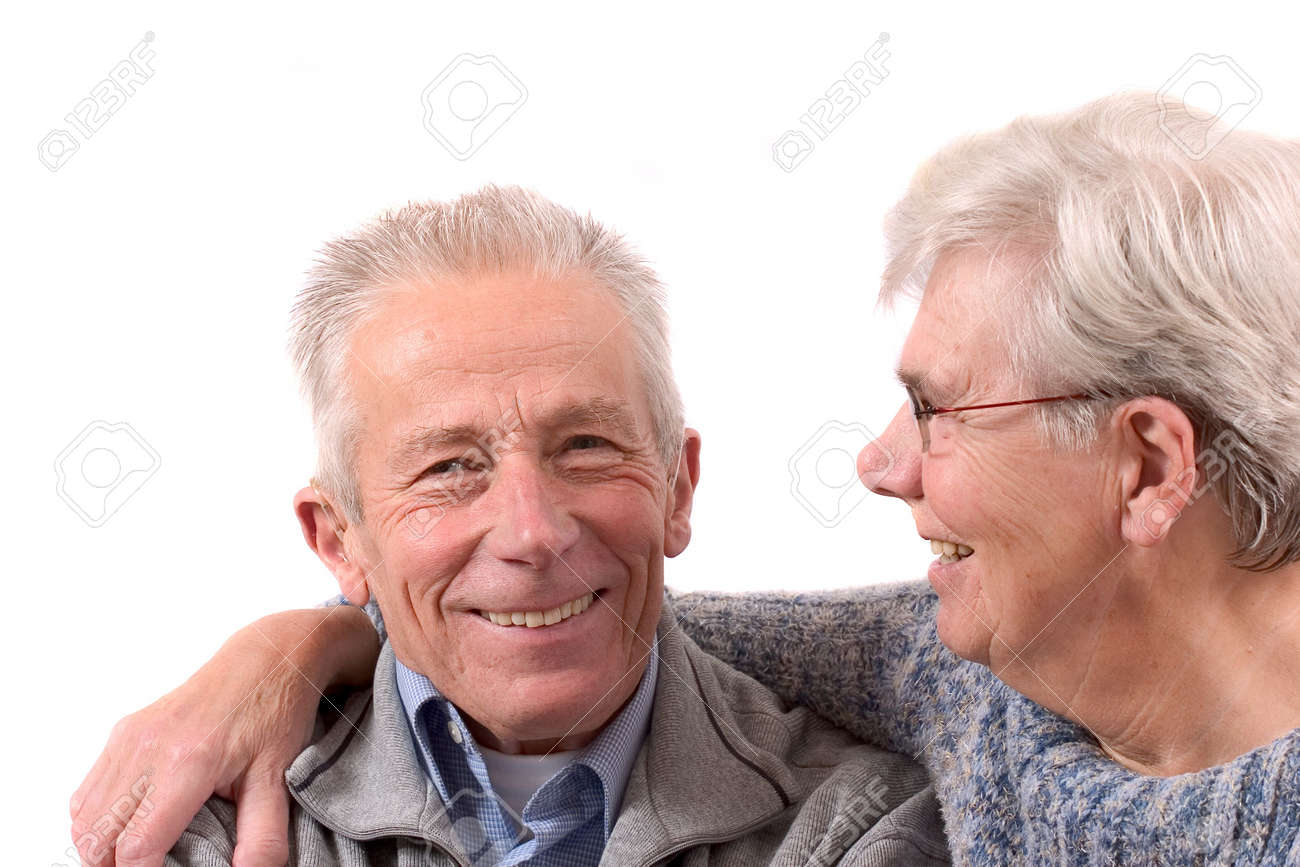 Senior couple Stock Photo - 329845