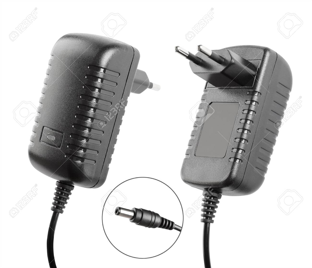 AC Adapter, DC Power Supply, Household Appliance Stock Photo ...