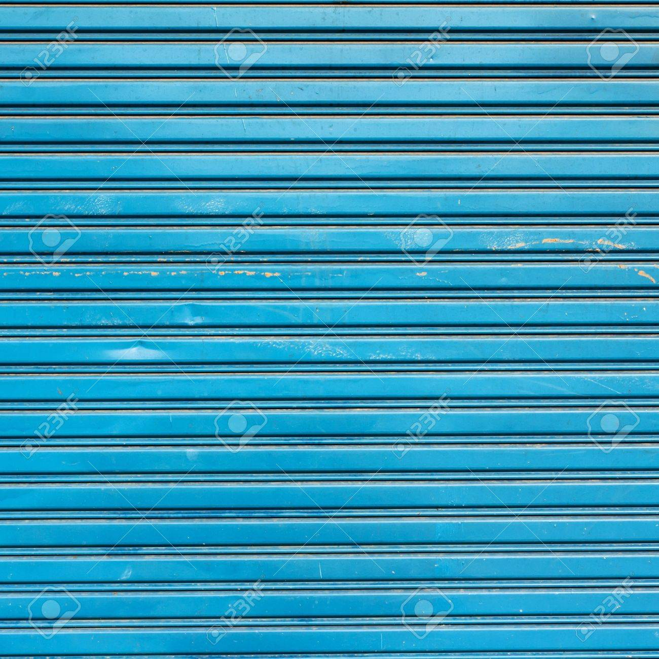 Close up of detail of slide door Stock Photo - 12324729