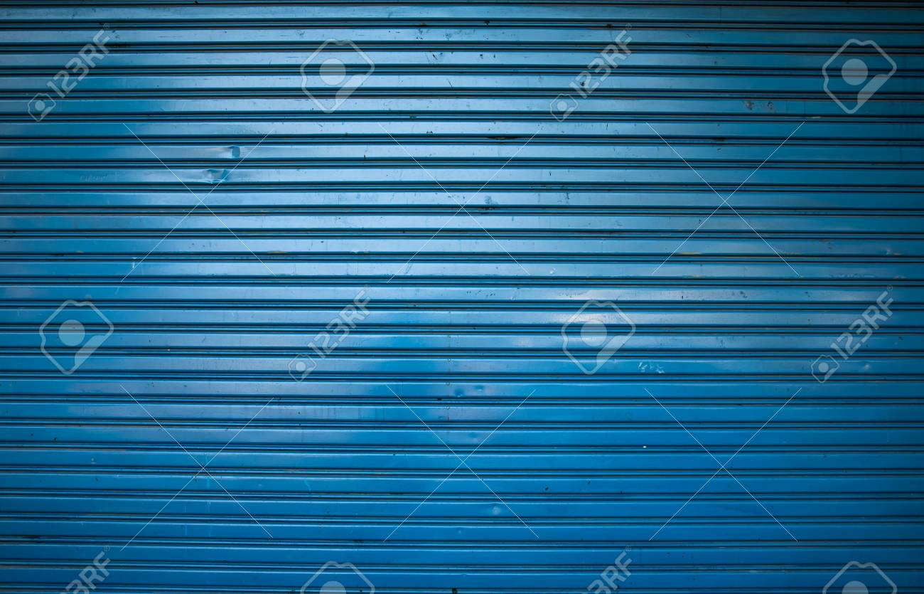 Close up of detail of slide door Stock Photo - 12324725