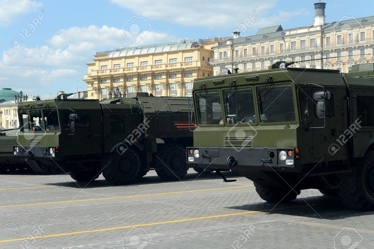 The 9K720 Iskander (NATO Repor...