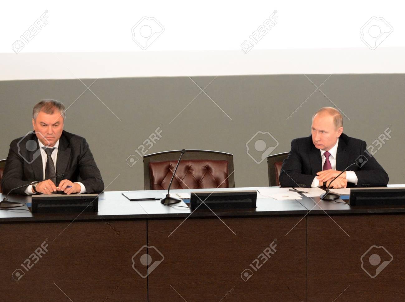 Vladimir Putin, President of the Russian Federation 22