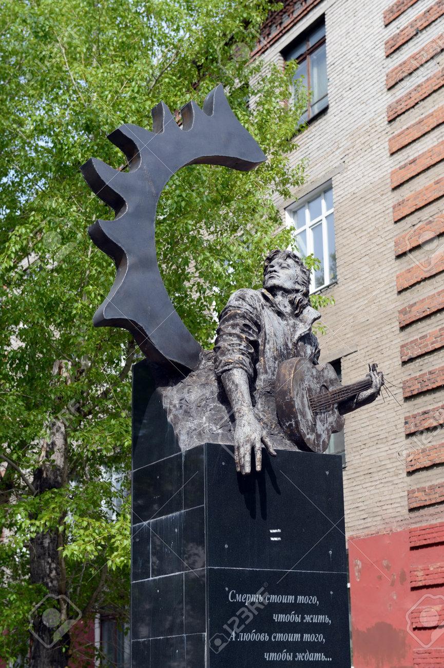 Monument to Viktor Tsoi will go to the Novgorod region 09/29/2015 55