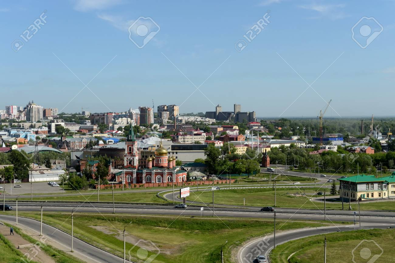 Where is Barnaul, in what area 36