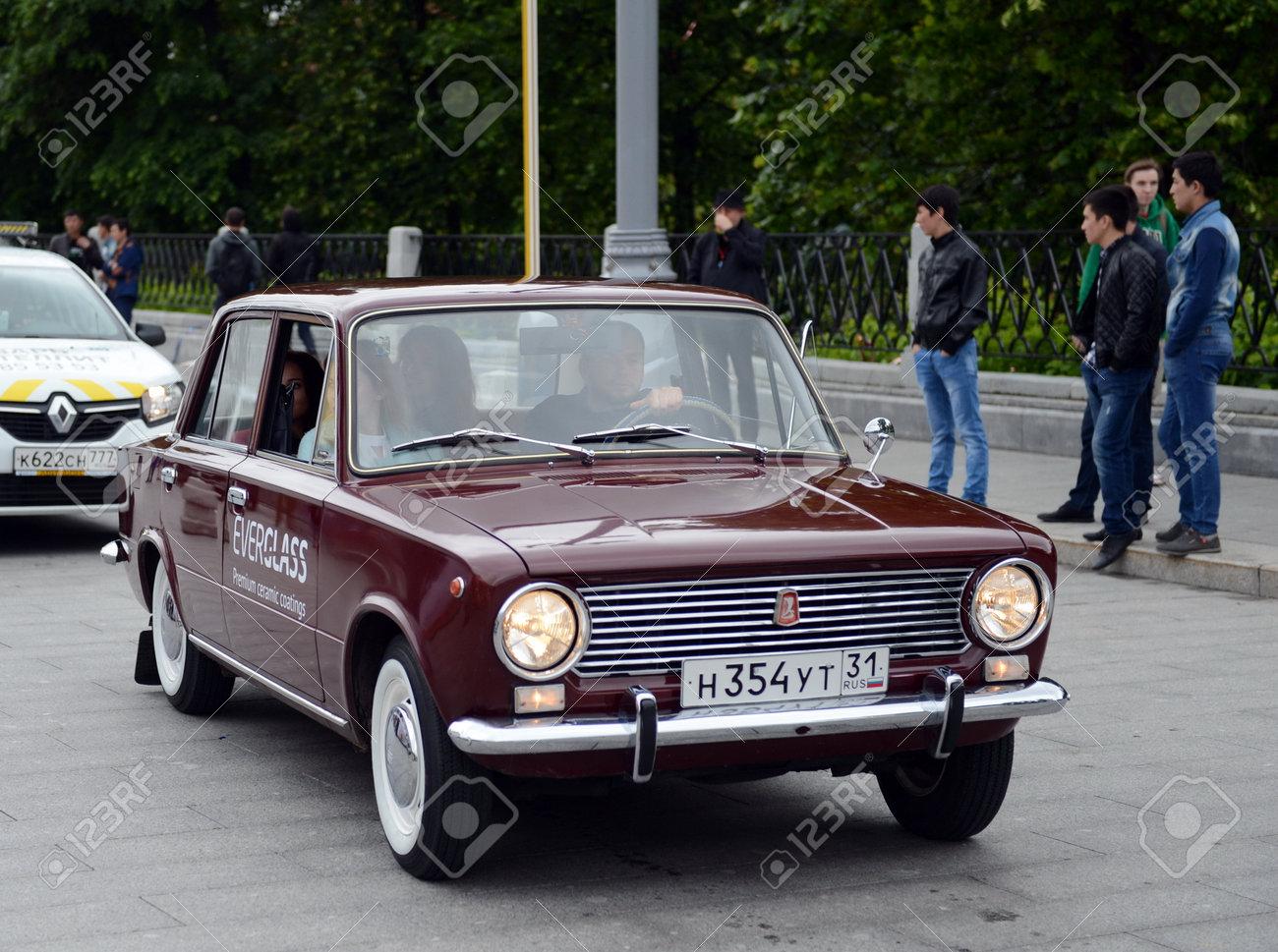 Soviet Car VAZ-2101 \