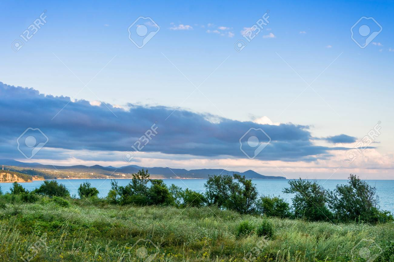 The village of Lermontovo, Krasnodar Territory: a photo of the beach, weather, hotels, vacation reviews 52