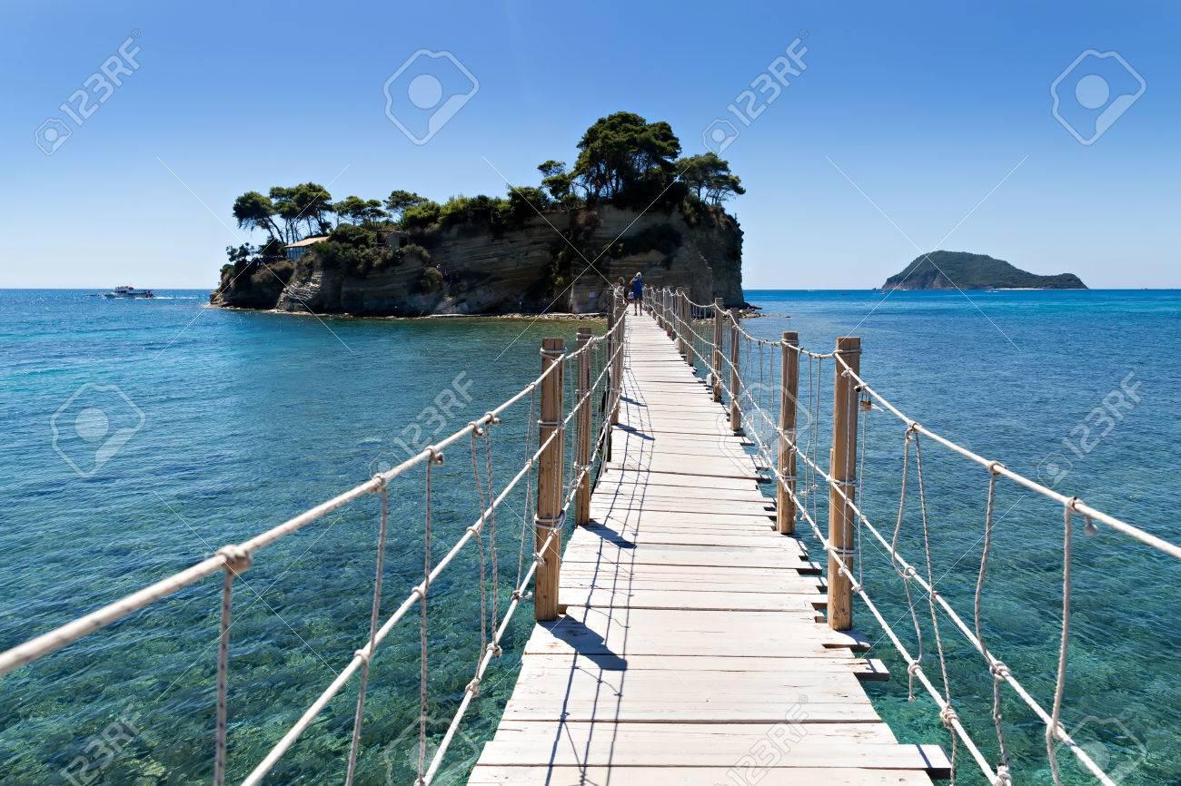 Bridge To Agios Sostis