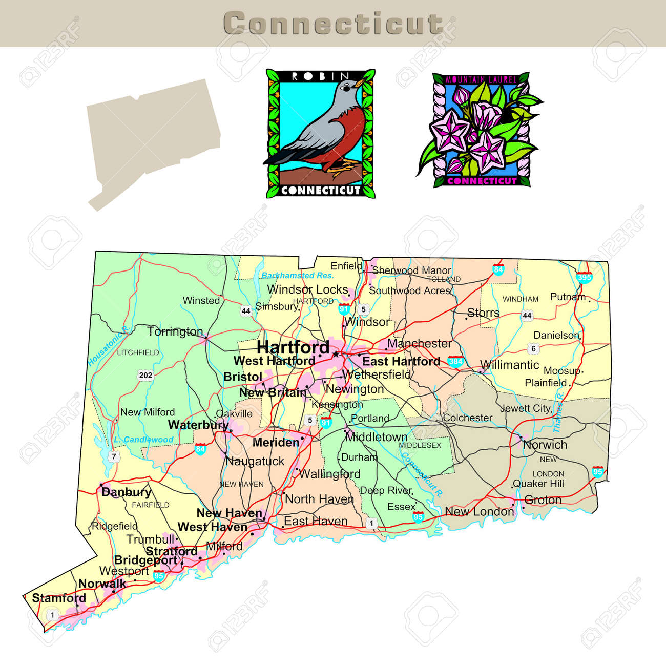 Map Of Major Rivers Of Usa Map Usa Rivers And Mountains Map North - Connecticut river on us map