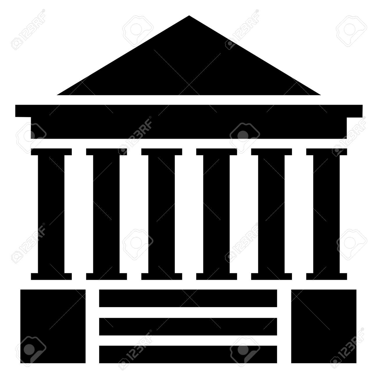 courthouse illustration isolated against white background stock rh 123rf com courthouse clipart courthouse clipart