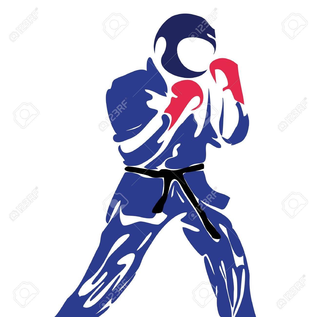 Karate Daidojuku Kudo Stock Ph...