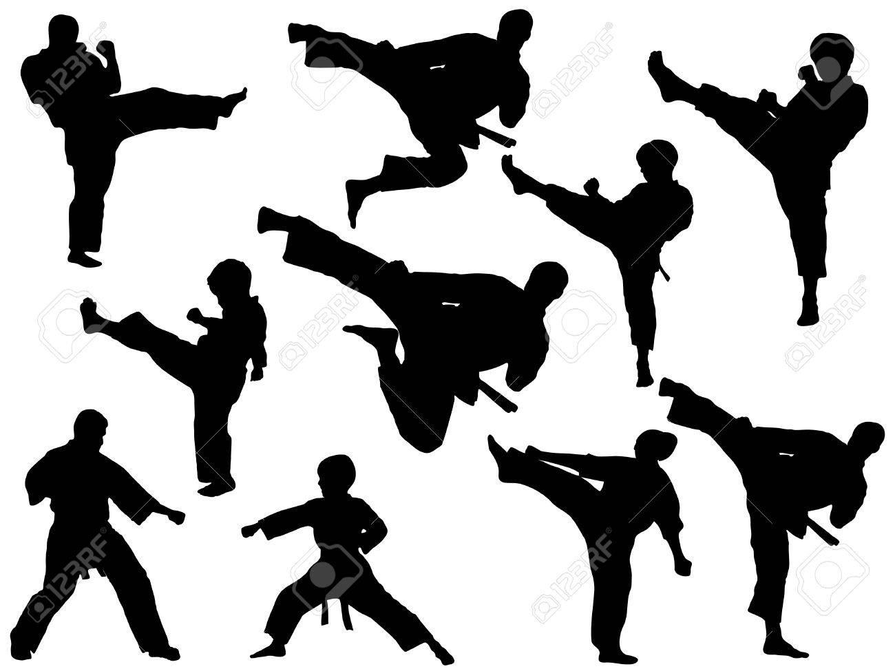 KARATE FIGHTERS - 5819713