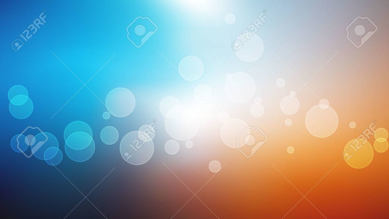 bright bokeh background vector full hd resolution illustration