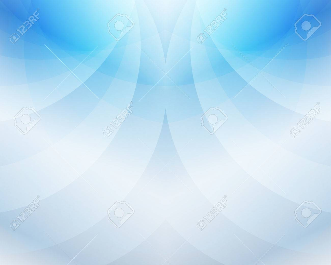 Heaven Blue Sky Wave Abstract Background Vector Illustration eps 10 - 31490857