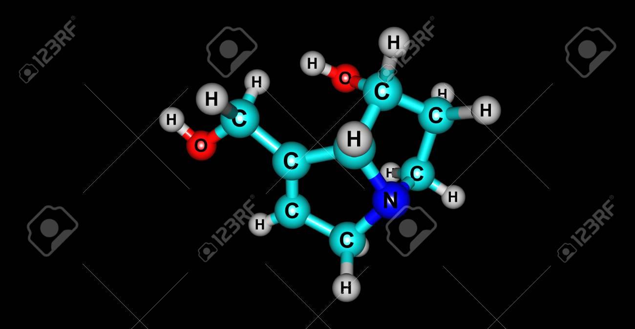 Retronecine は、セネキオ属植物...