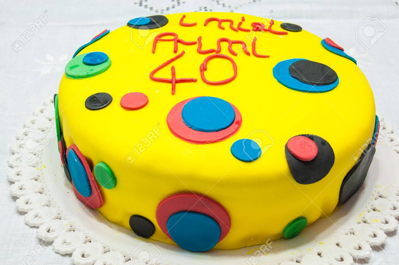 Cake design Stock Photo - 18027487
