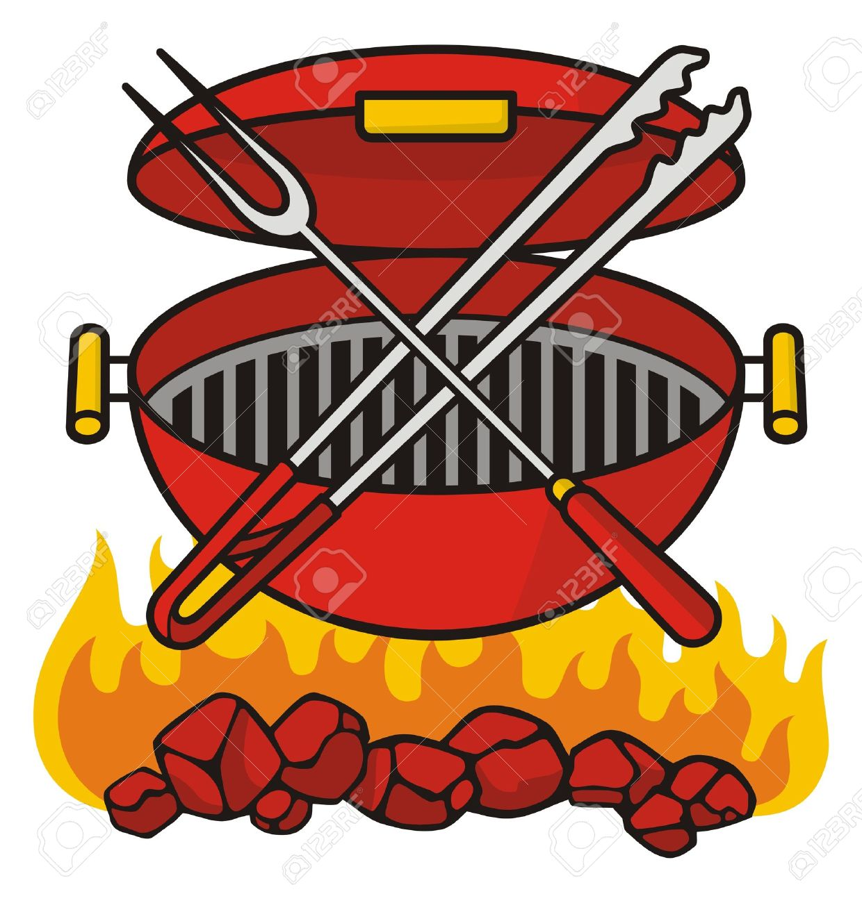 56 291 barbecue stock illustrations cliparts and royalty free rh 123rf com Summer BBQ Clip Art bbq clip art images free