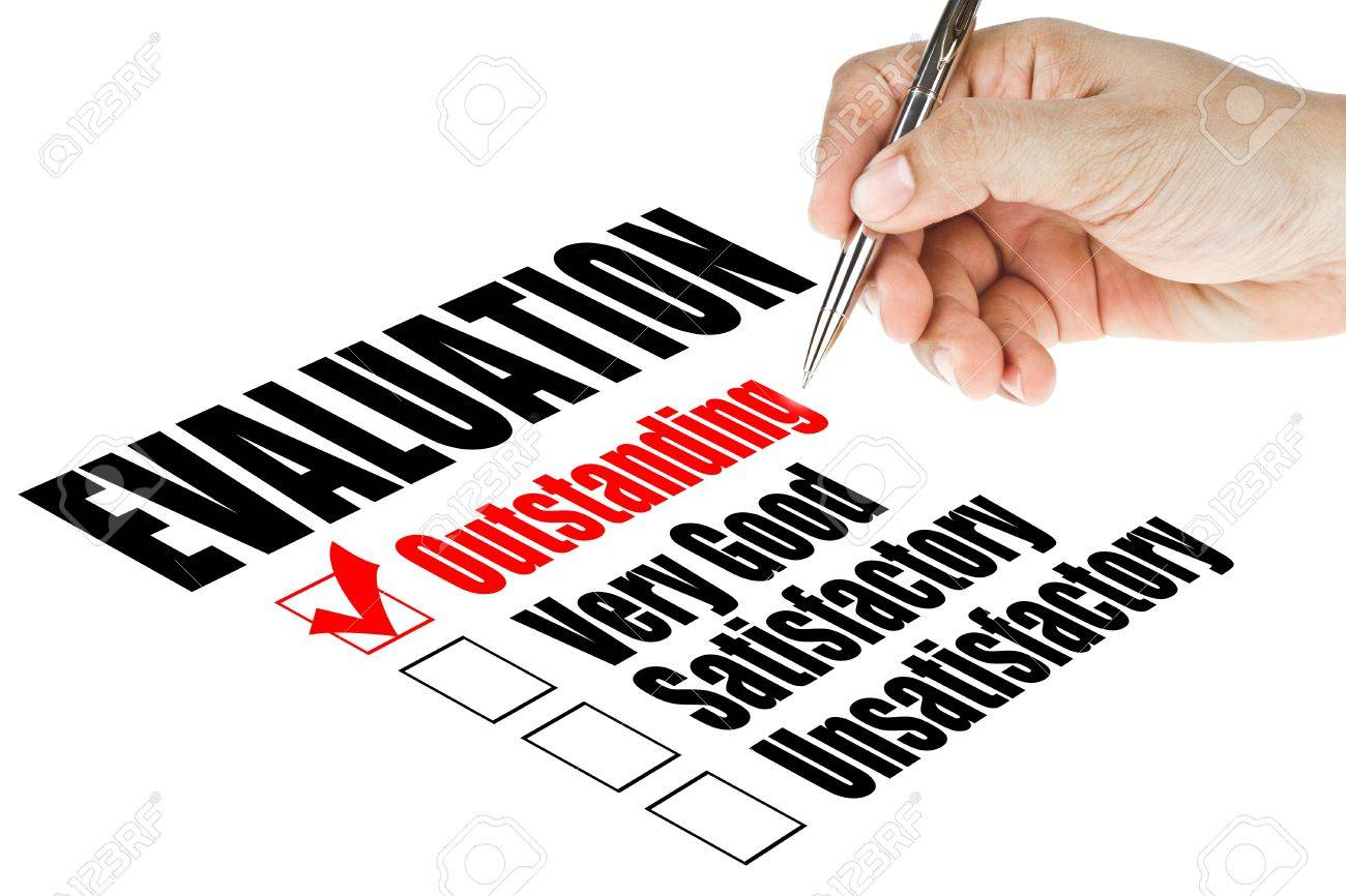Evaluation Quality Survey Photo Picture And Royalty Free – Performance Evaluation
