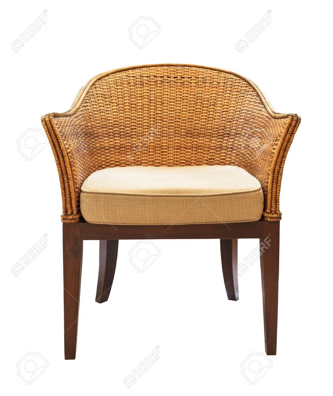 sofa möbel weben bambus-stuhl lizenzfreie fotos, bilder und stock