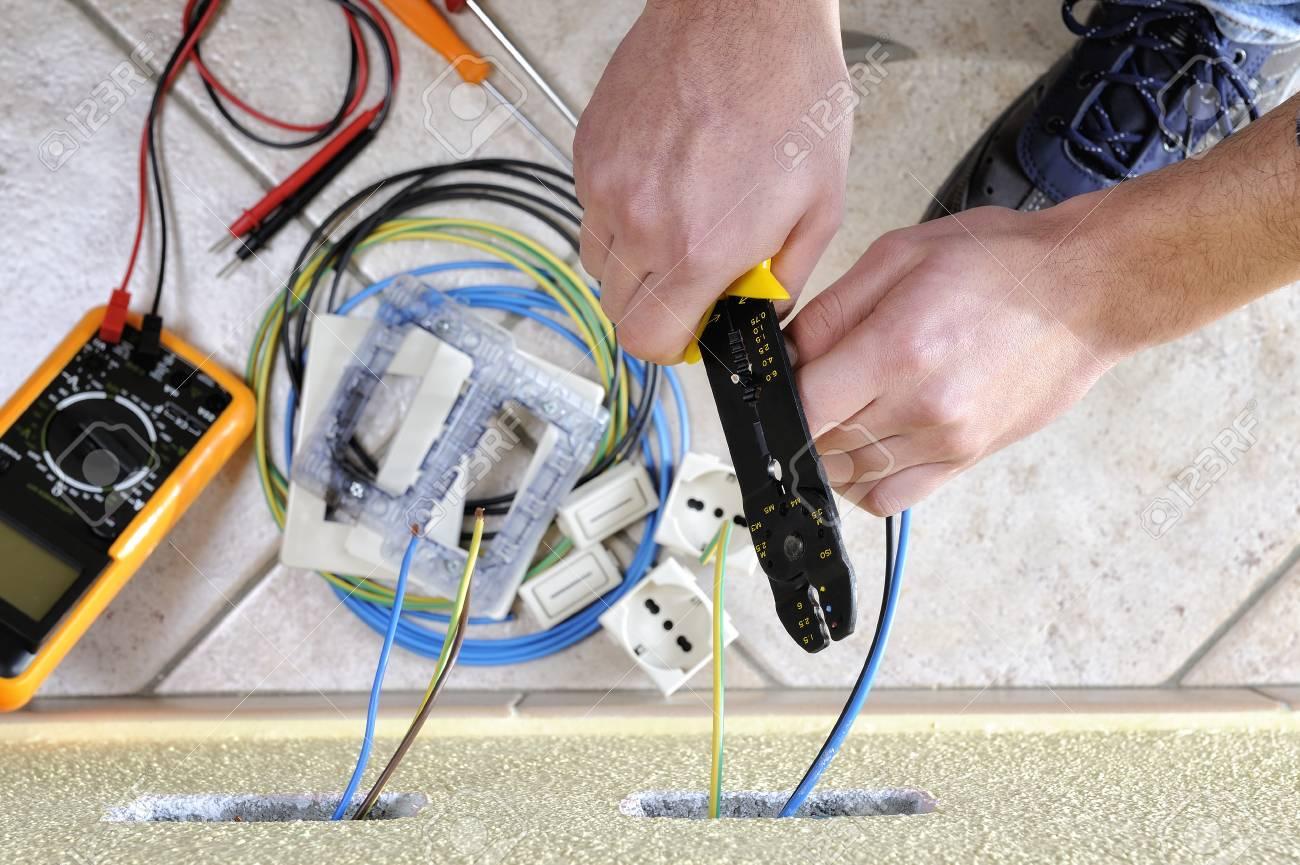 Wiring Work on